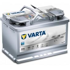 AKUMULATOR VARTA AGM START STOP 12V-60AH D+