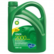 bp Visco 2000 15w40 A3/B3 4L