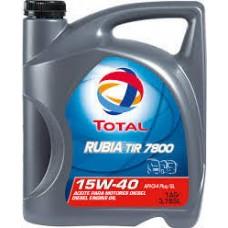 Total Rubia TIR 7900 15w40 5L,20L,208L