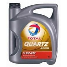 Total Quartz En. 9000 5w40 4L