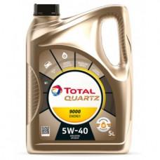Total Quartz En. 9000 5w40 5L