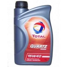 Total Quartz 5000 Diesel 15w40 1L